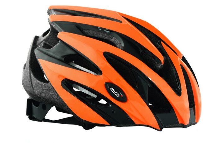 Kask MICO MV29 black-orange